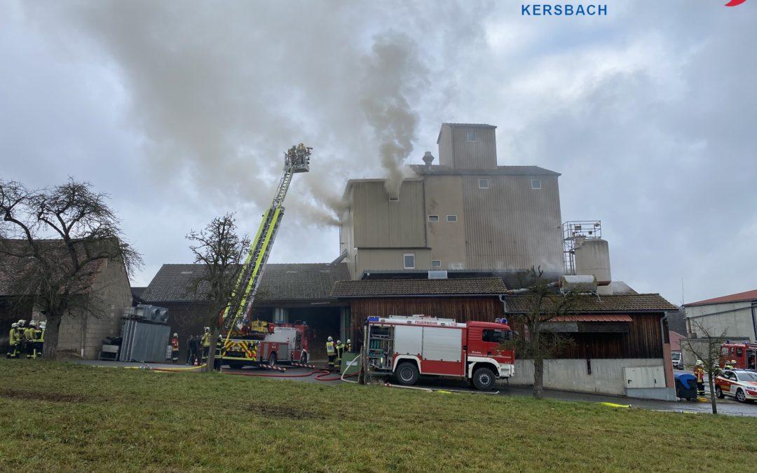 B4 – Brand Ölmühle Elsenberg